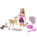 barbie_taffy_et_chiots